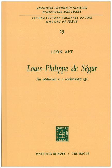 Louis-Philippe de Ségur als Buch