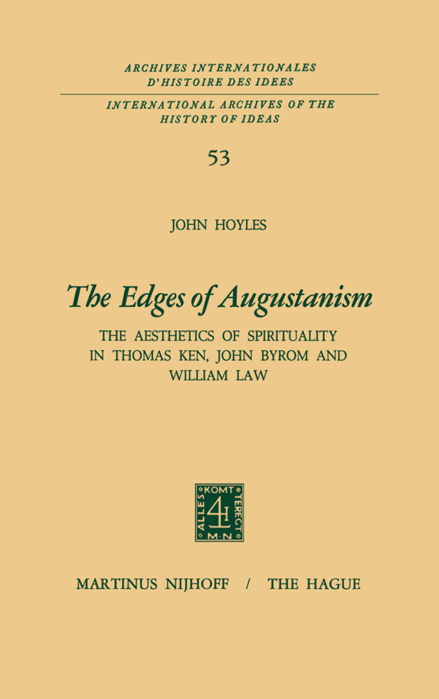 The Edges of Augustanism als Buch