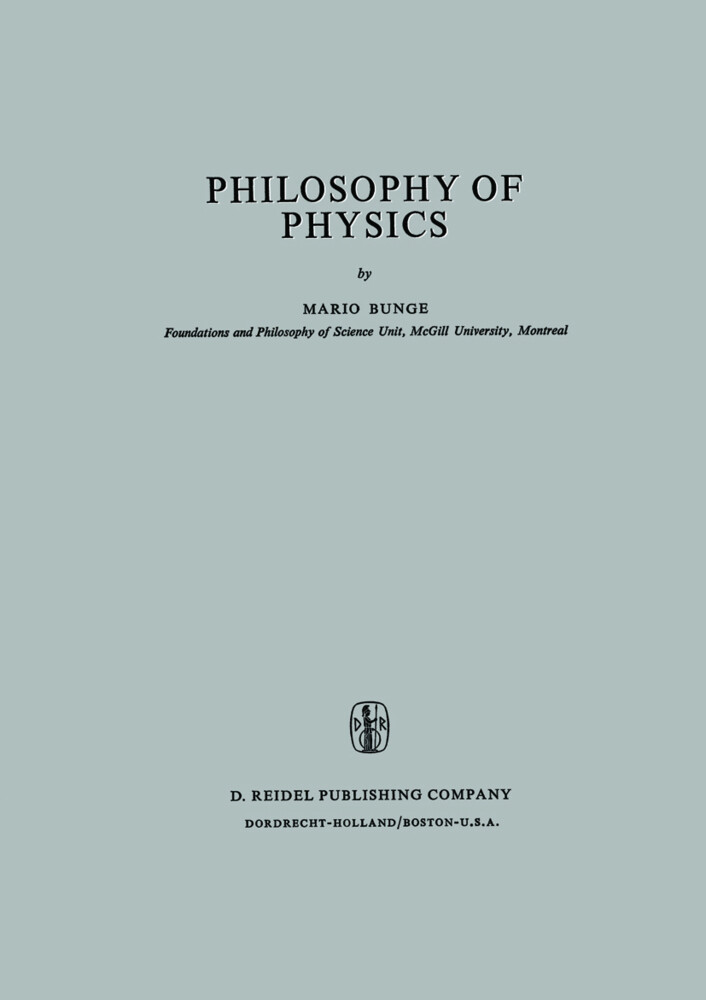 Philosophy of Physics als Buch