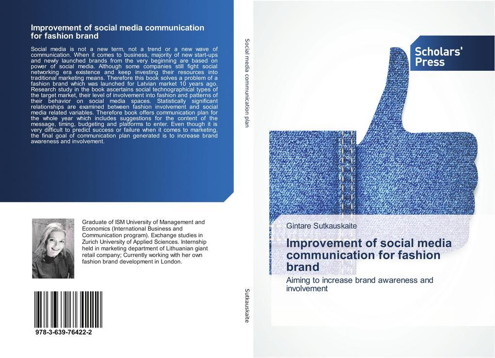 Improvement of social media communication for f...