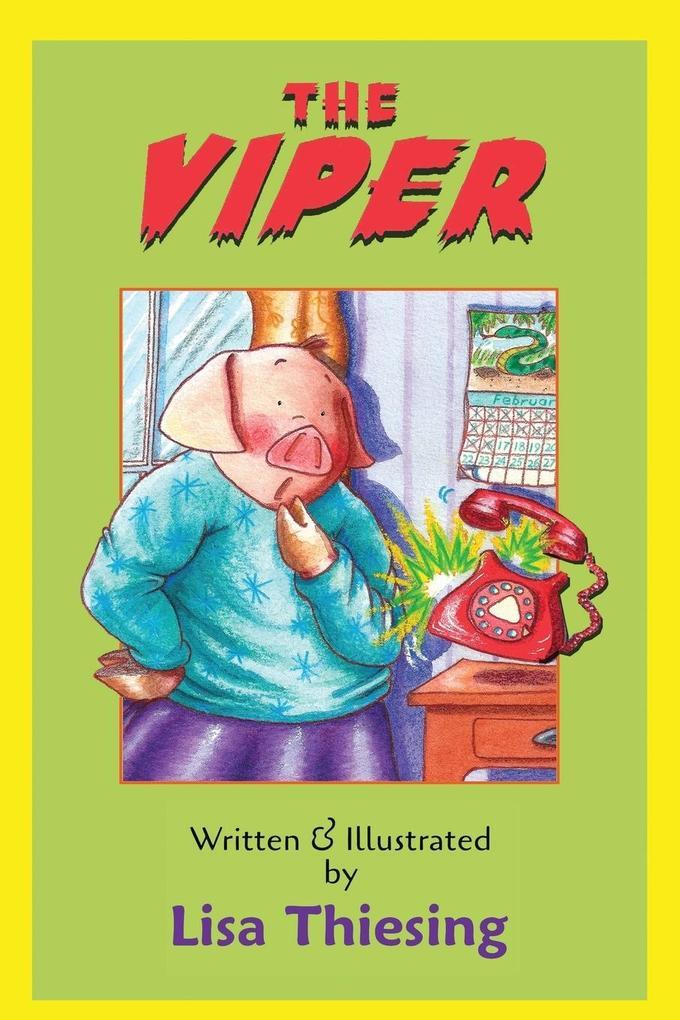 The Viper als Taschenbuch