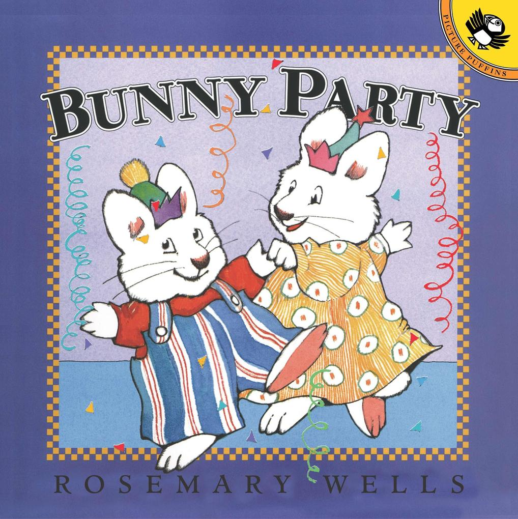 You Are Invited to a Bunny Party Today at 3 PM als Taschenbuch