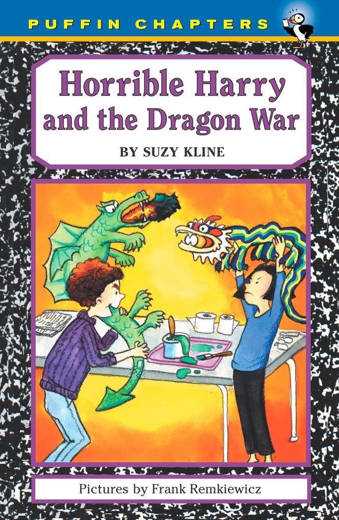 Horrible Harry and the Dragon War als Taschenbuch