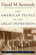 The American People in the Great Depression