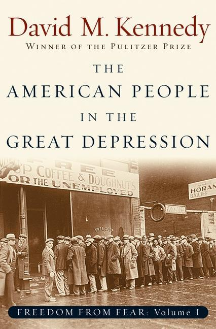 The American People in the Great Depression als Taschenbuch