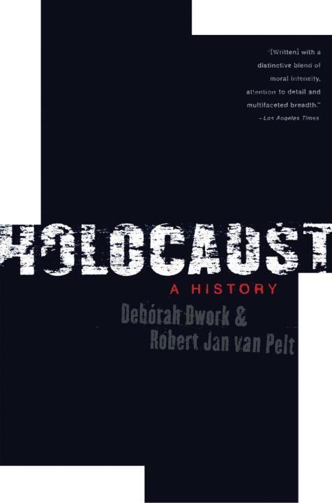 Holocaust: A History als Taschenbuch