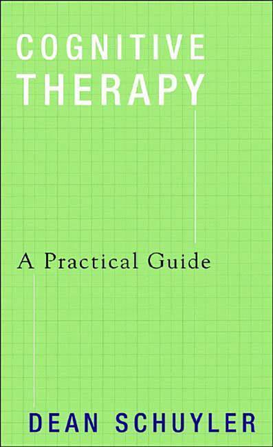 Cognitive Therapy als Taschenbuch