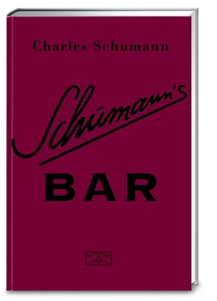 Schumann's Bar als Buch