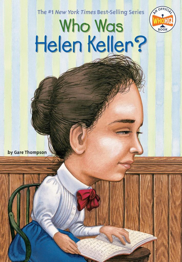 Who Was Helen Keller? als Taschenbuch