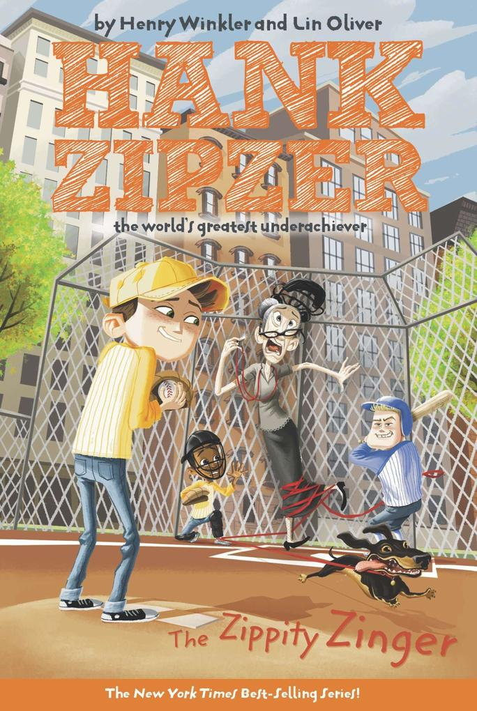 The Zippity Zinger #4: The Zippity Zinger the Mostly True Confessions of the World's Best Underachiever als Taschenbuch