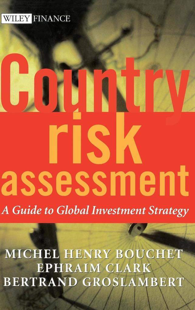 Country Risk Assessment als Buch