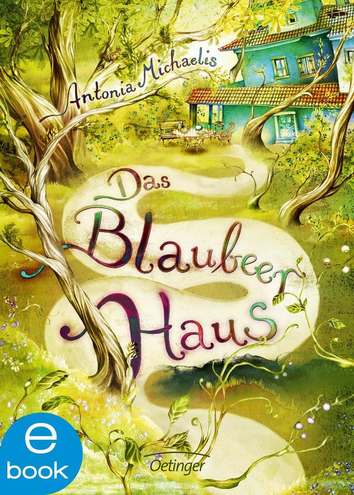 Das Blaubeerhaus als eBook