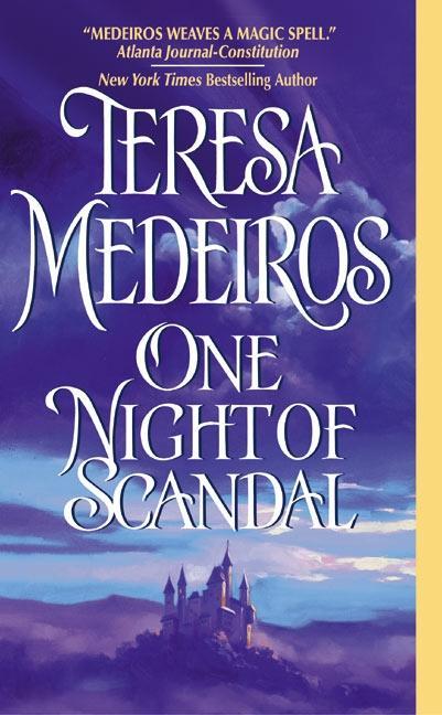 One Night of Scandal als Taschenbuch