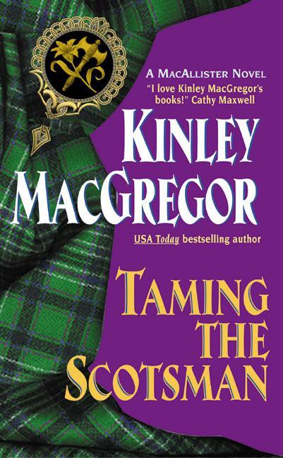 Taming the Scotsman als Taschenbuch