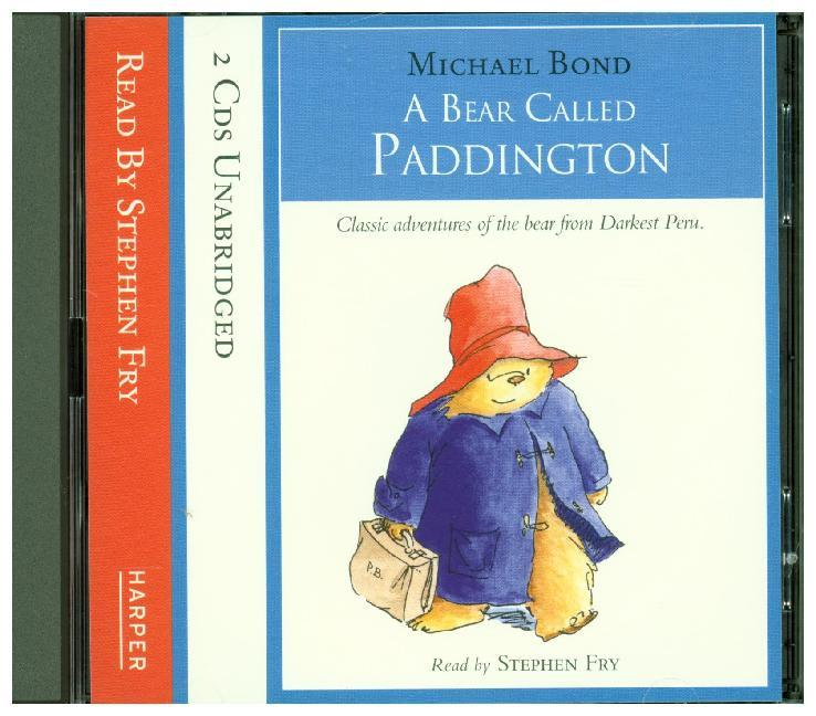 A Bear Called Paddington als Hörbuch