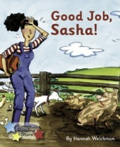 Good Job, Sasha! als eBook Download von Hannah ...