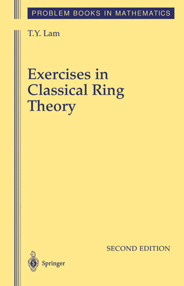Exercises in Classical Ring Theory als Buch