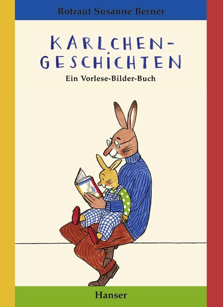 Karlchen-Geschichten als Buch