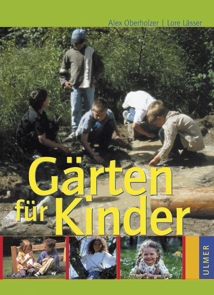 Gärten für Kinder als Buch