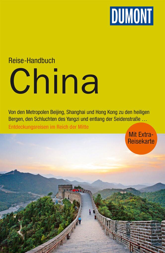 DuMont Reise-Handbuch Reiseführer China als eBo...