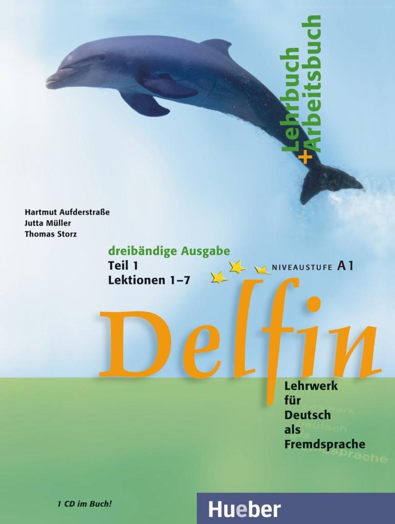 Delfin. Lehr- und Arbeitsbuch Teil 1 als Buch
