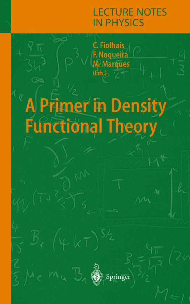 A Primer in Density Functional Theory als Buch