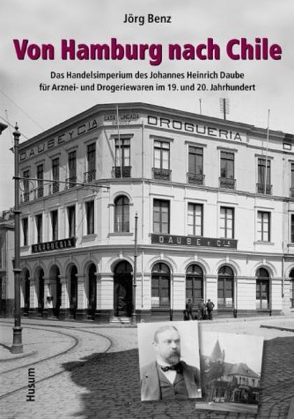 Von Hamburg nach Chile als Buch