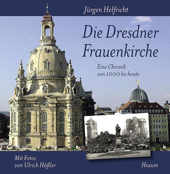 Die Dresdner Frauenkirche als Buch