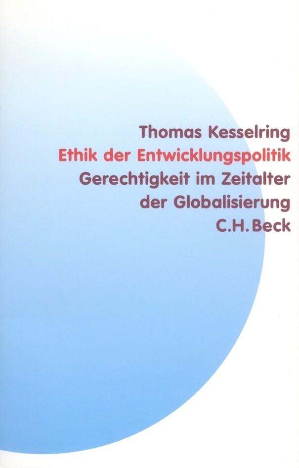 Ethik der Entwicklungspolitik als Buch