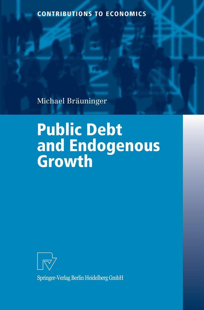 Public Debt and Endogenous Growth als Buch