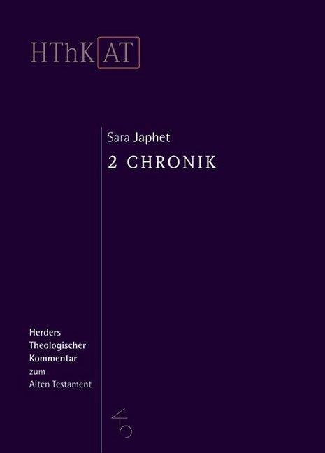 2 Chronik als Buch