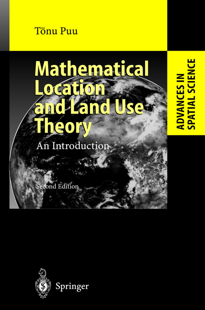Mathematical Location and Land Use Theory als Buch