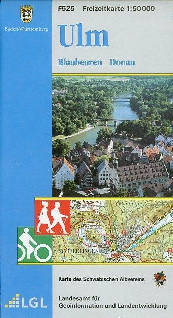 LGL BW 50 000 Freizeit Ulm als Buch