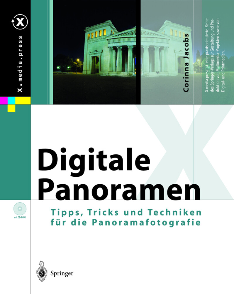 Digitale Panoramen als Buch