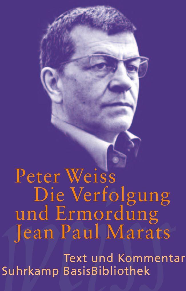 Die Verfolgung und Ermordung Jean Paul Marats. Drama in zwei Akten. als Taschenbuch