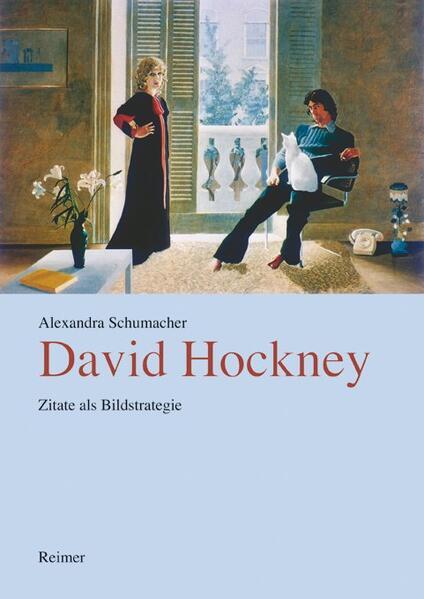 David Hockney als Buch