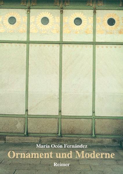 Ornament und Moderne als Buch
