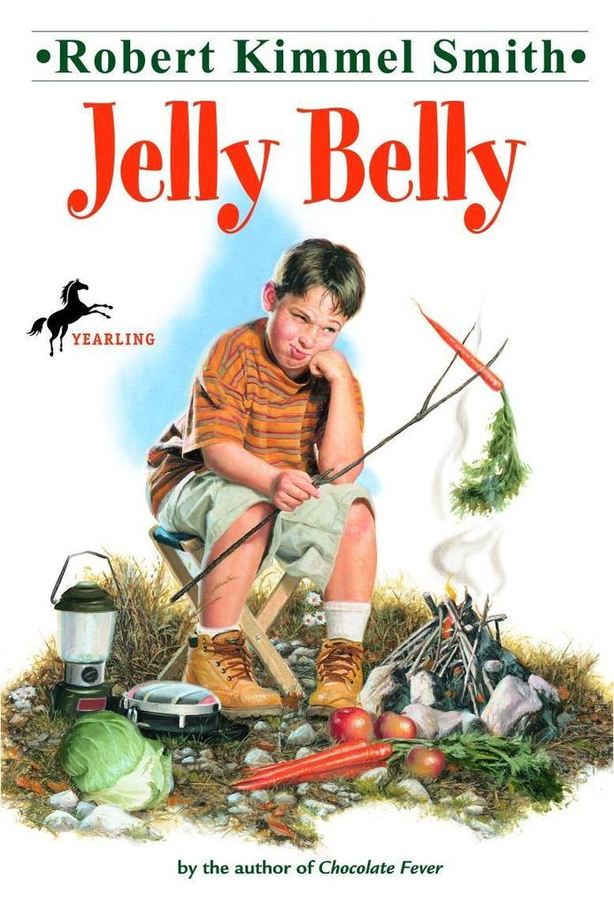 Jelly Belly als eBook Download von Robert Kimme...