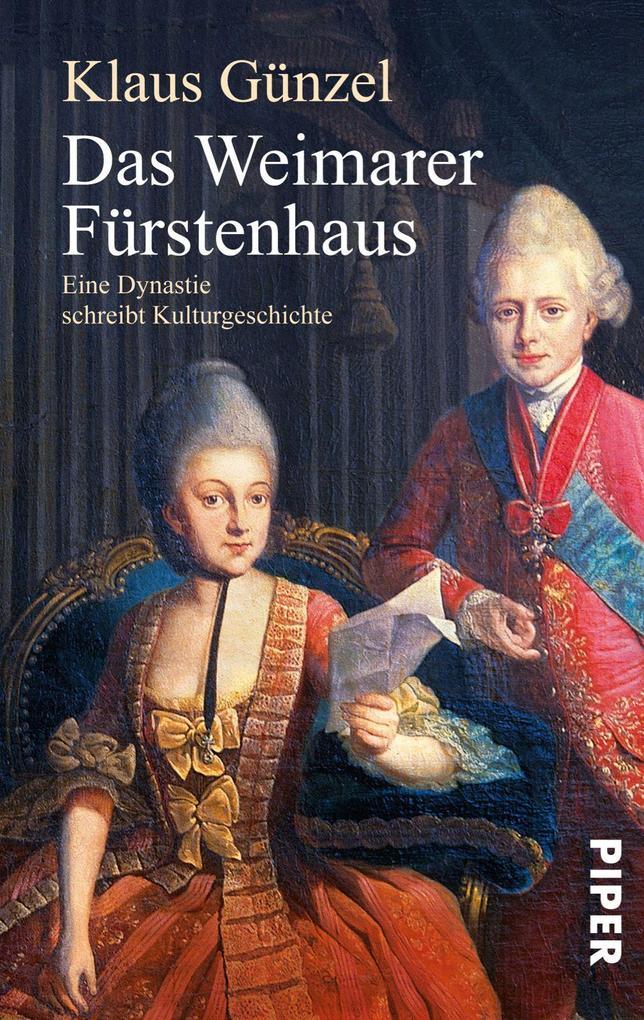 Das Weimarer Fürstenhaus als Taschenbuch