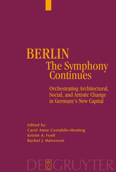 Berlin - The Symphony Continues als Buch