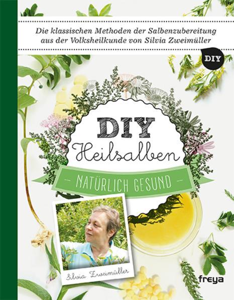 DIY Heilsalben als Buch