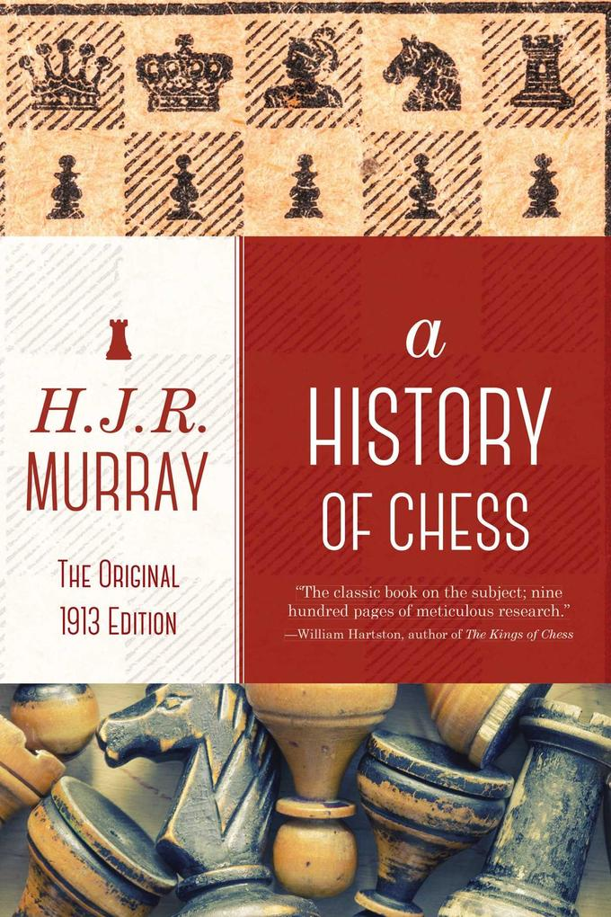 A History of Chess als eBook Download von H. J....