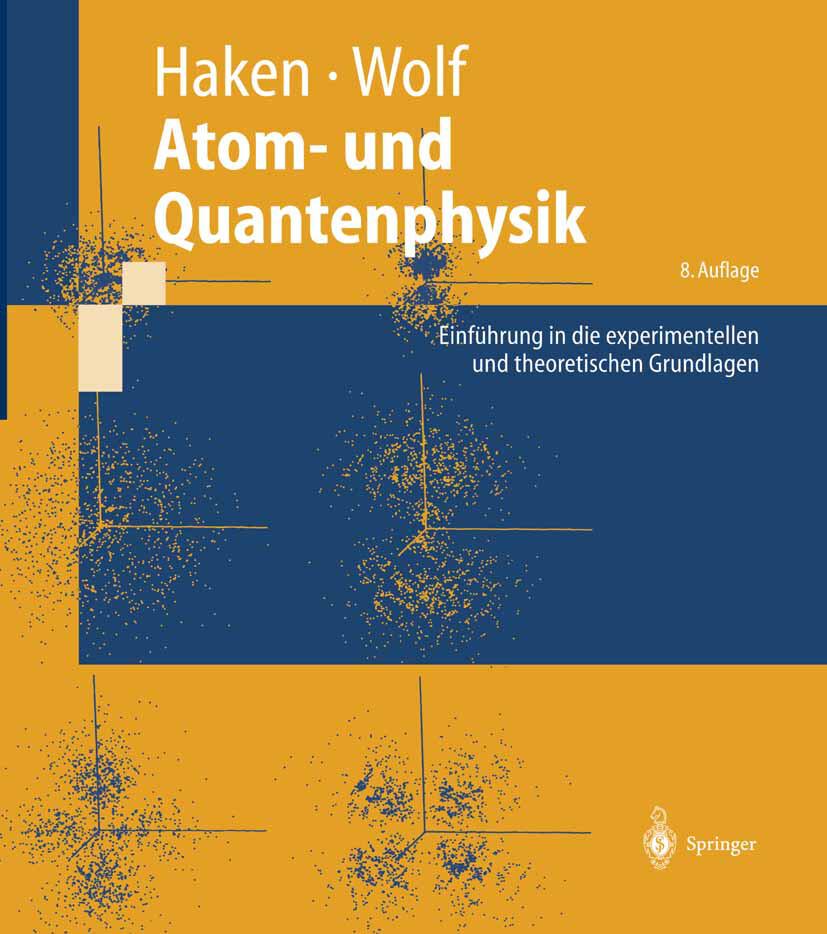 Atom- und Quantenphysik als Buch