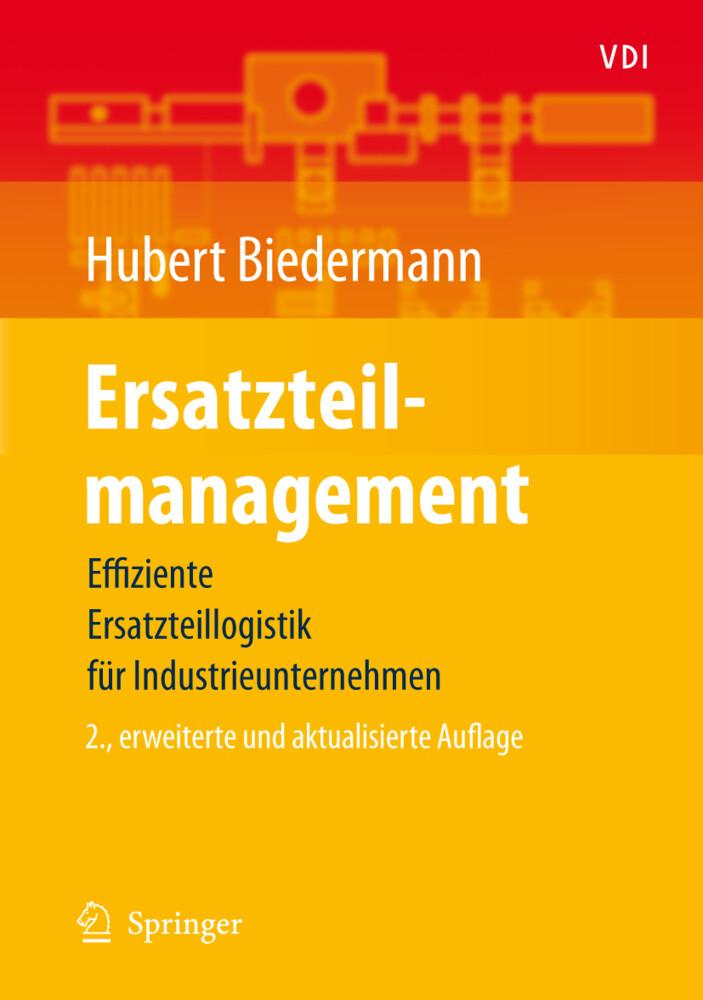 Ersatzteilmanagement als Buch
