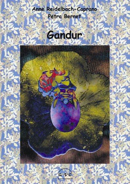 Gandur als Buch