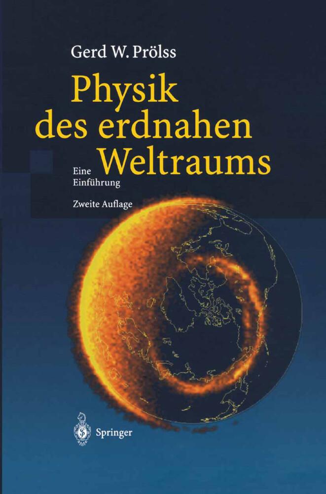 Physik des erdnahen Weltraums als Buch