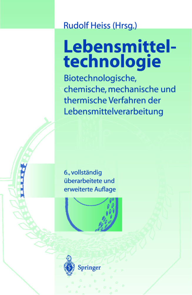 Lebensmitteltechnologie als Buch