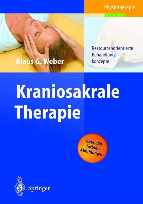 Kraniosakrale Therapie als Buch