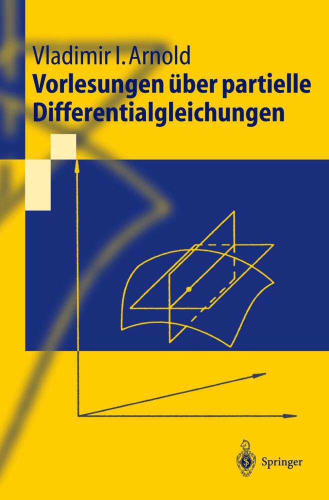 Vorlesungen über partielle Differentialgleichungen als Buch