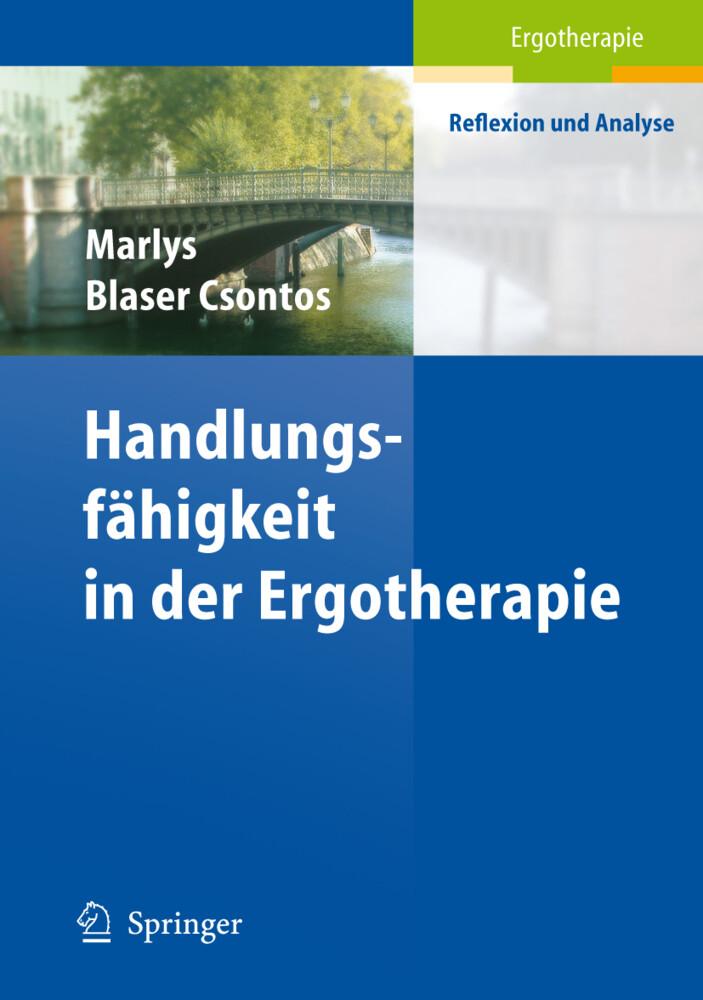 Handlungs-fähigkeit in der Ergotherapie als Buch